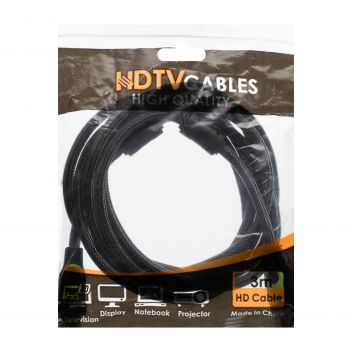 Купить CABLE HDMI-HDMI (3M) + NET