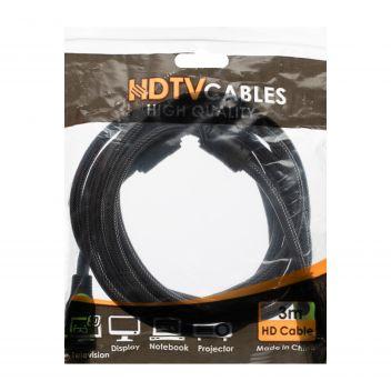 Купить CABLE HDMI- HDMI (3M) + NET