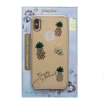 Купить ЧЕХОЛ KINGXBAR RAINFOREST FOR APPLE IPHONE XS MAX