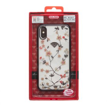 Купить ЧЕХОЛ SULADA FLOWER FOR APPLE IPHONE X / XS