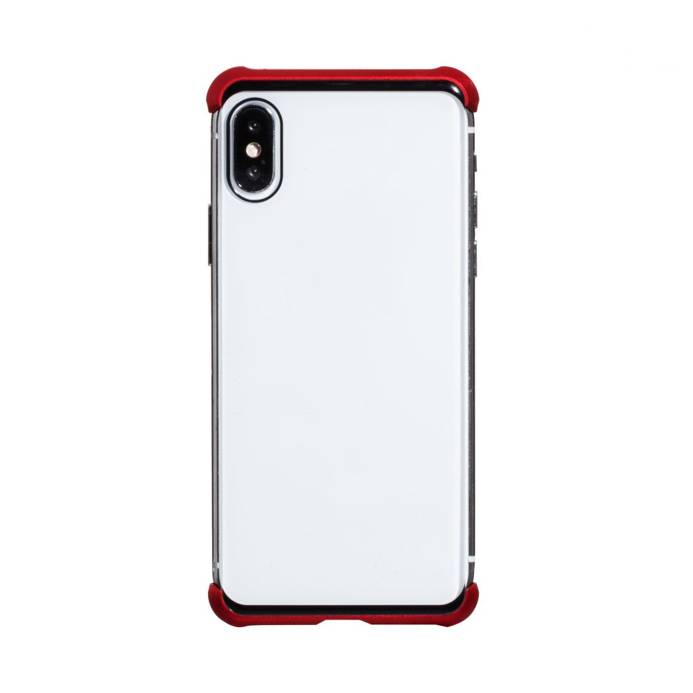 Купить ЧЕХОЛ MAGNETIC WITH GLASS NEW FOR APPLE IPHONE X / XS