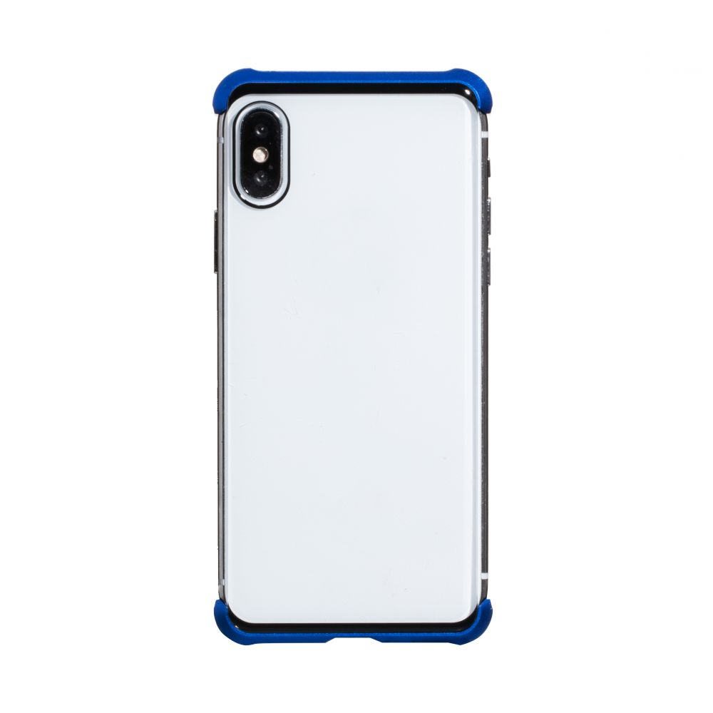 Купить ЧЕХОЛ MAGNETIC WITH GLASS NEW FOR APPLE IPHONE X / XS_1