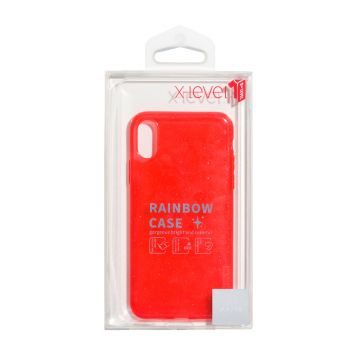 Купить ЧЕХОЛ X-LEVEL RAINBOW SHELL FOR APPLE IPHONE X / XS