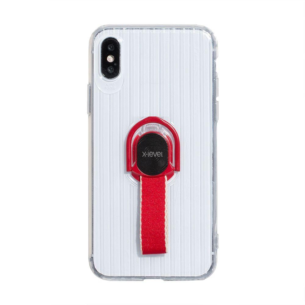 Купить ЧЕХОЛ X-LEVEL TRAVEL SUITCASE FOR APPLE IPHONE X / XS_2