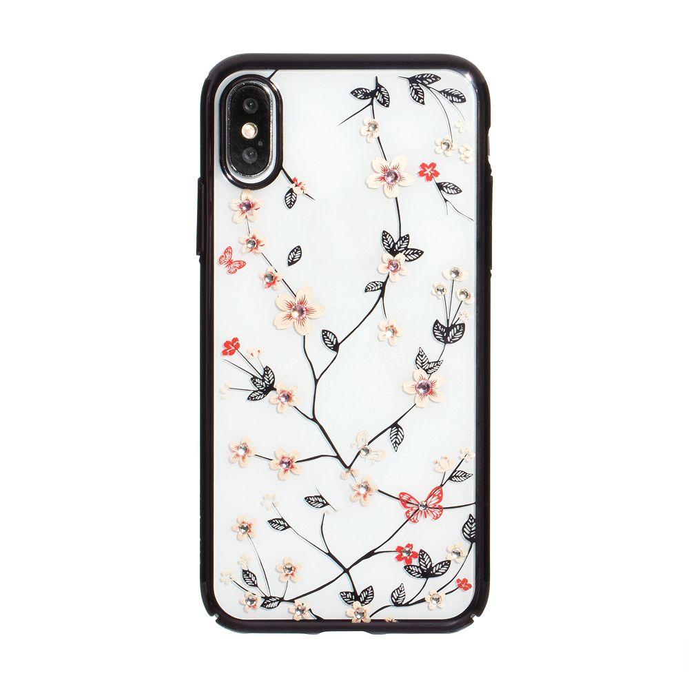 Купить ЧЕХОЛ SULADA FLOWER ДЛЯ APPLE IPHONE X / XS_2