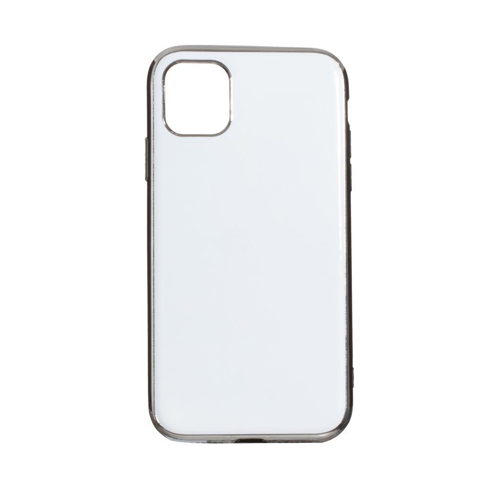 Купить СИЛИКОН CASE ORIGINAL GLASS TPU FOR APPLE IPHONE 11 PRO MAX_3