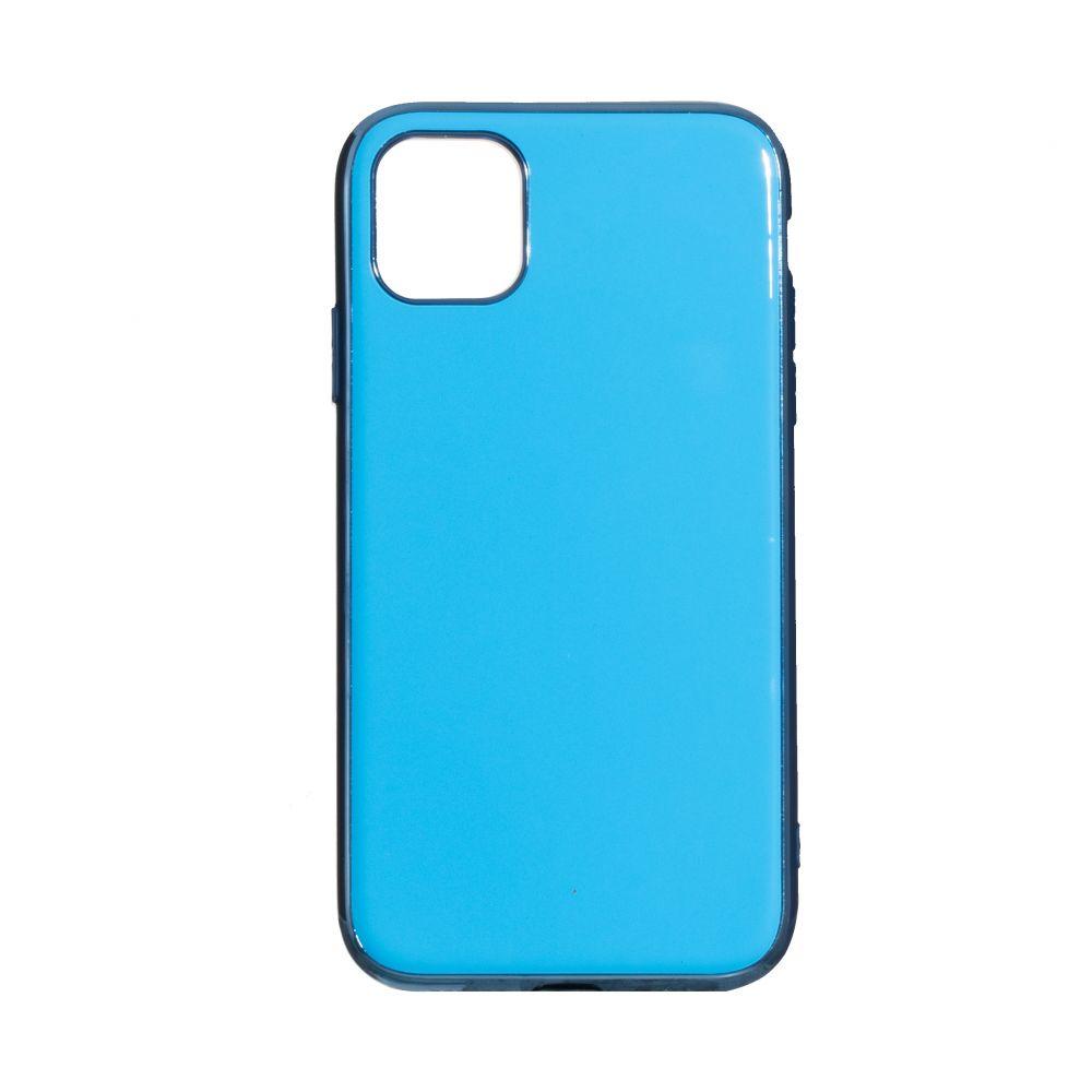Купить СИЛИКОН CASE ORIGINAL GLASS TPU FOR APPLE IPHONE 11 PRO MAX_4