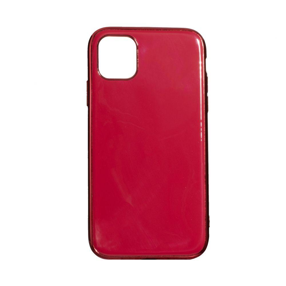 Купить СИЛИКОН CASE ORIGINAL GLASS TPU FOR APPLE IPHONE 11 PRO MAX_5