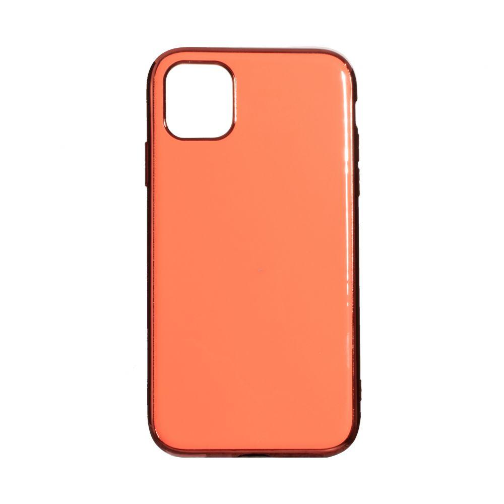 Купить СИЛИКОН CASE ORIGINAL GLASS TPU FOR APPLE IPHONE 11 PRO MAX_6