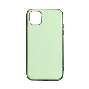 Купить СИЛИКОН CASE ORIGINAL GLASS TPU FOR APPLE IPHONE 11 PRO MAX