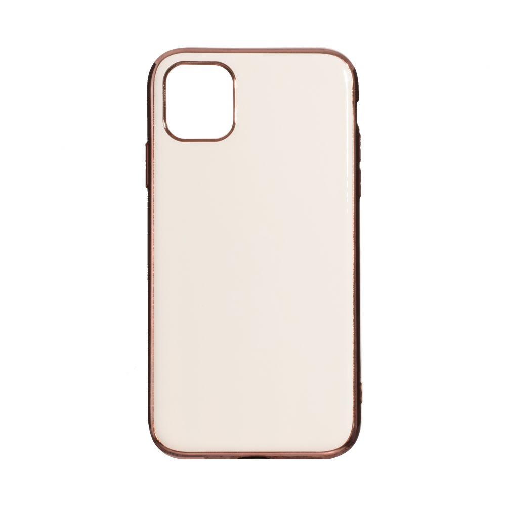 Купить СИЛИКОН CASE ORIGINAL GLASS TPU FOR APPLE IPHONE 11 PRO MAX_1