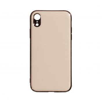 Купить ЧЕХОЛ CASE ORIGINAL GLASS TPU FOR APPLE IPHONE XR