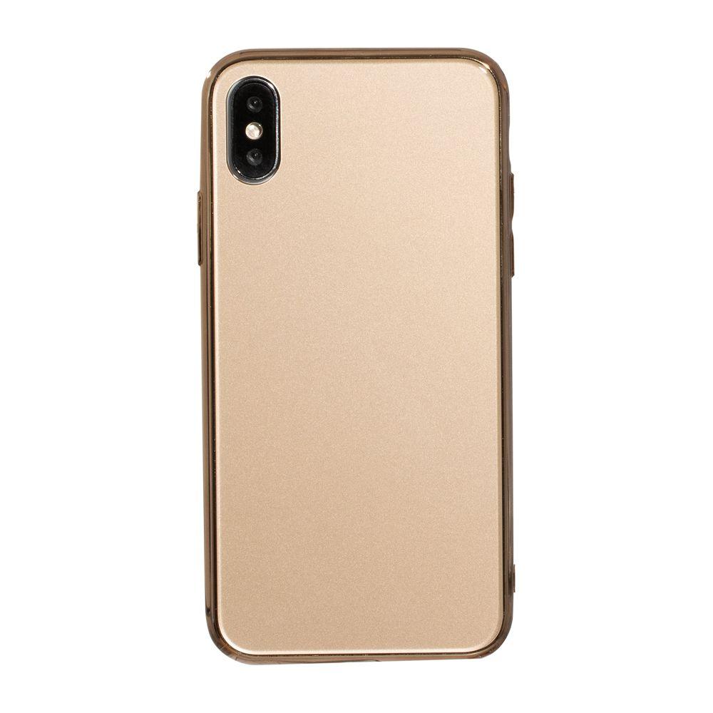 Купить СИЛИКОН CASE ORIGINAL GLASS FOR APPLE IPHONE XS_1