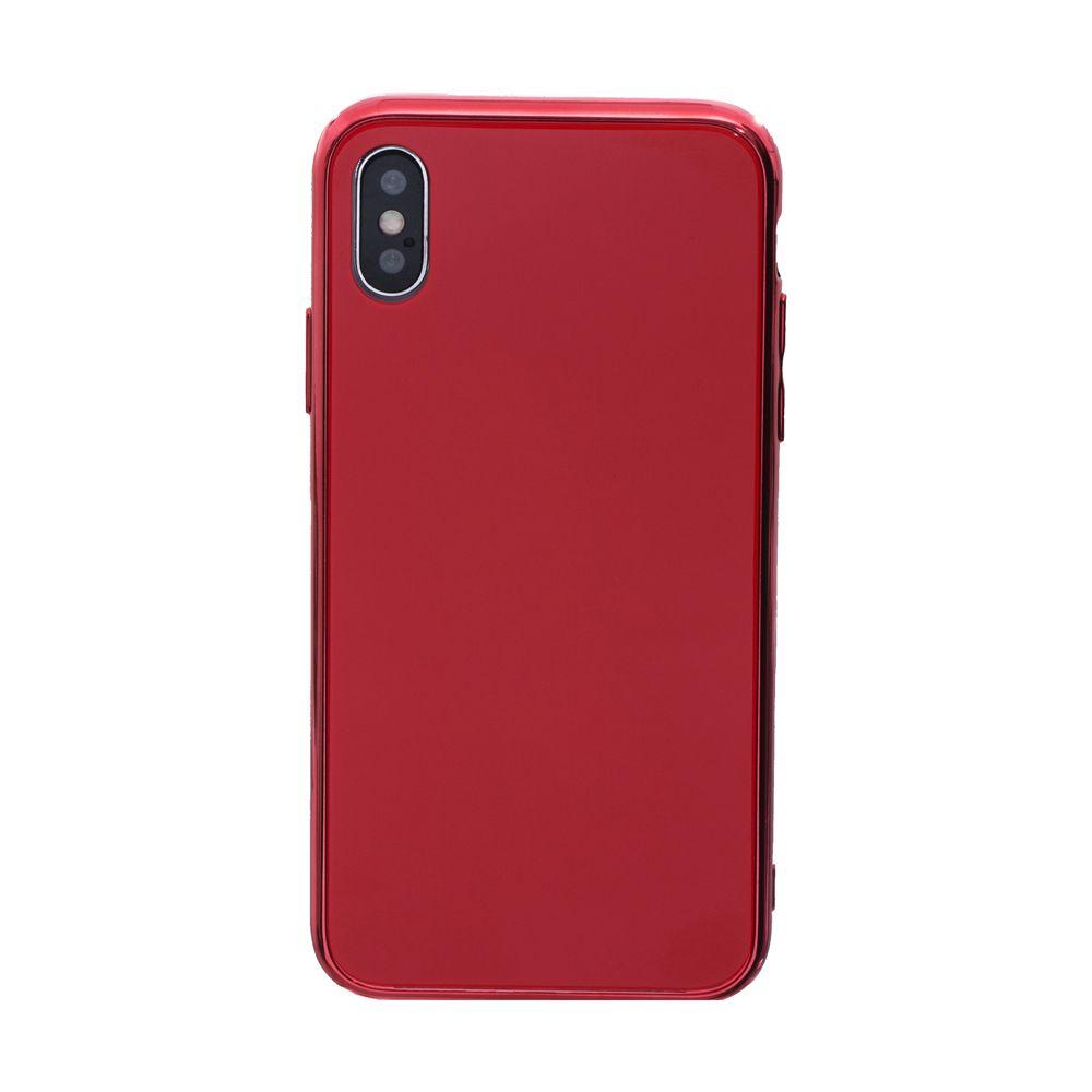 Купить СИЛИКОН CASE ORIGINAL GLASS FOR APPLE IPHONE XS_2