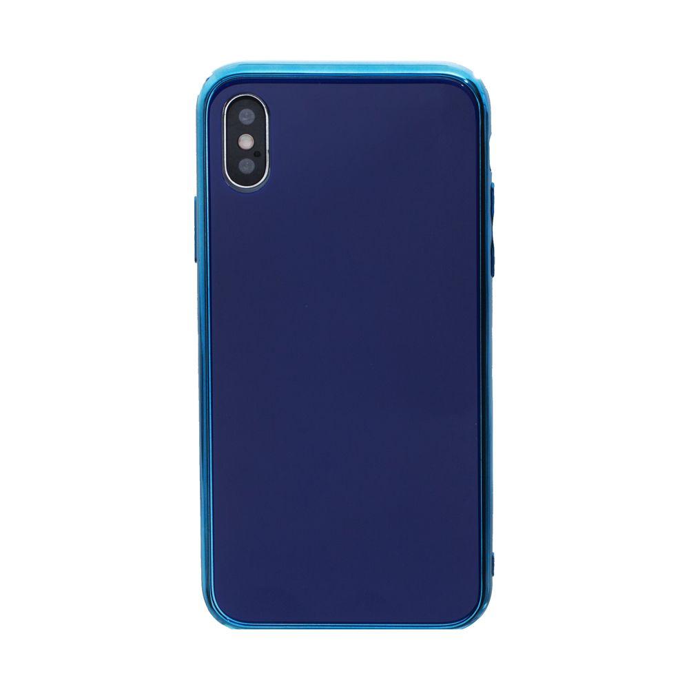 Купить СИЛИКОН CASE ORIGINAL GLASS FOR APPLE IPHONE XS_3