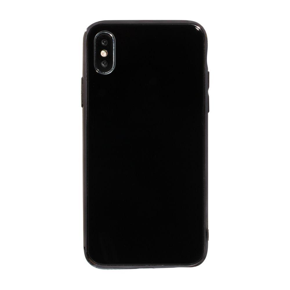 Купить СИЛИКОН CASE ORIGINAL GLASS FOR APPLE IPHONE XS_4