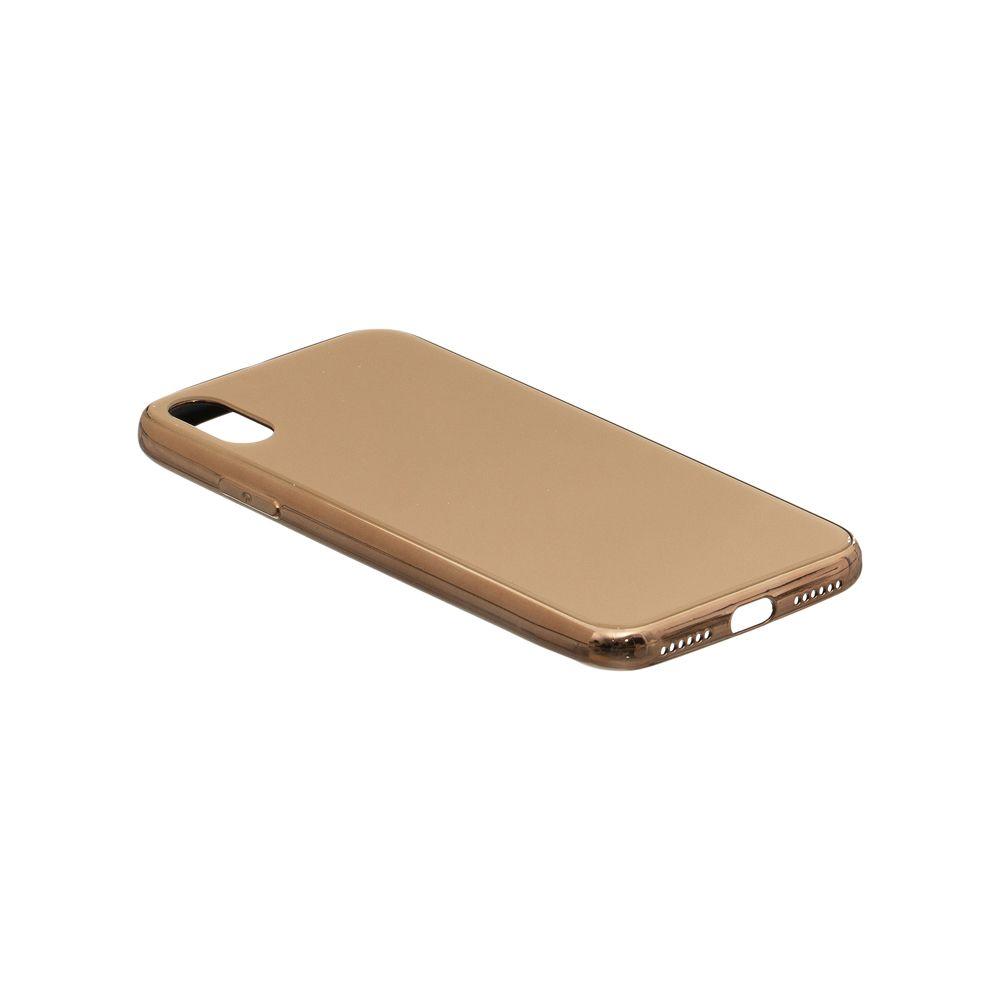 Купить СИЛИКОН CASE ORIGINAL GLASS FOR APPLE IPHONE XS_5