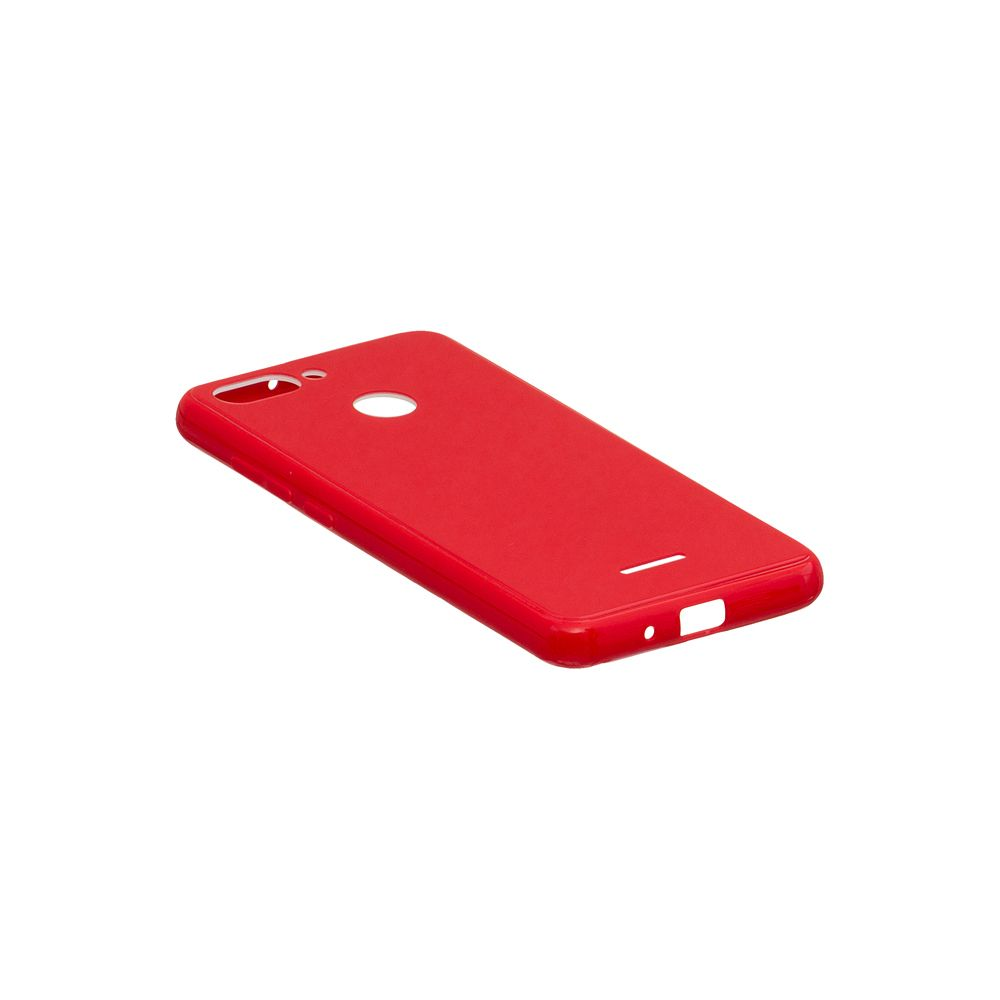 Купить СИЛИКОН CASE ORIGINAL GLASS FOR XIAOMI REDMI 6