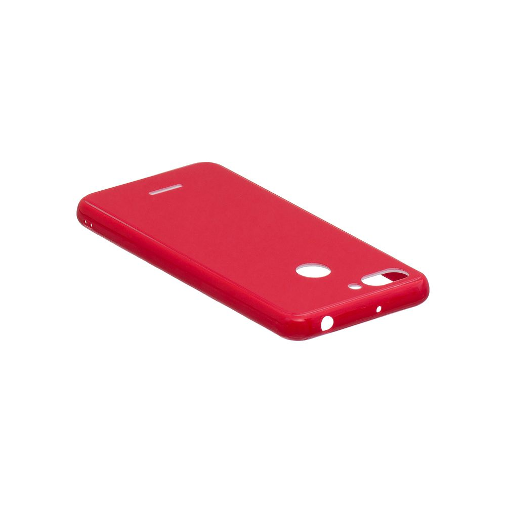 Купить СИЛИКОН CASE ORIGINAL GLASS FOR XIAOMI REDMI 6_1