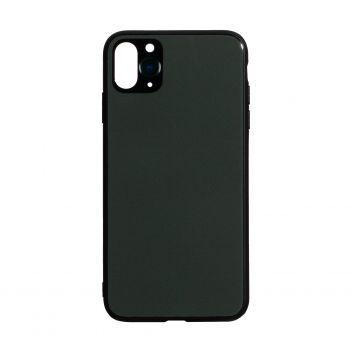 Купить СИЛИКОН CASE ORIGINAL GLASS TPU WITH FRAME FOR APPLE IPHONE XS MAX