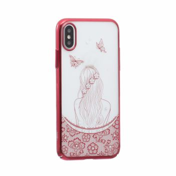 Купить ЧЕХОЛ SIMPLE BEAUTY SHADOW LOVE SERIES ДЛЯ APPLE IPHONE X