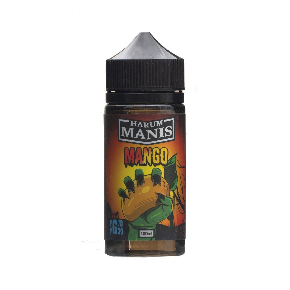 Купить ПРЕМИУМ ЖИДКОСТЬ HARUM MANIS 100ML_5