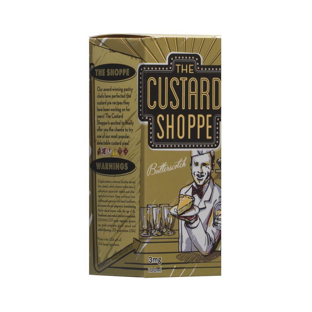 Купить ПРЕМИУМ ЖИДКОСТЬ CUSTARD SHOPPE 100ML_4