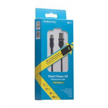 Купить USB BOROFONE BU17 STARLIGHT TYPE-C