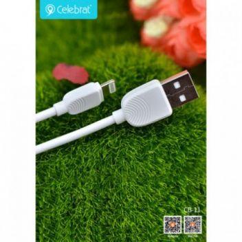 Купить USB CELEBRAT CB-11 LIGHTNING