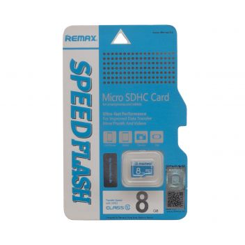 Купить КАРТА ПАМЯТИ REMAX HIGH COPY MICROSDHC UHS-1 8GB 10 CLASS