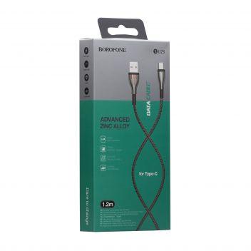 Купить USB BOROFONE BU23 HIGHWAY TYPE-C