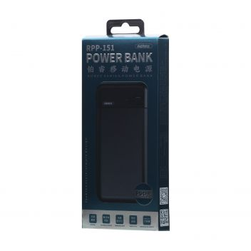 Купить POWER BOX REMAX RPP-151 QC3.0 + PD 10000MAH