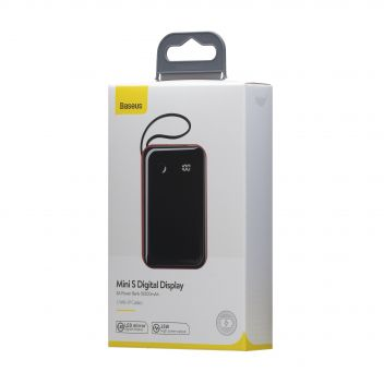 Купить POWER BANK BASEUS PPXF-B MINI S 10000 MAH