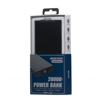 Купить POWER BOX REMAX RPP-128 JANLON 20000 MAH
