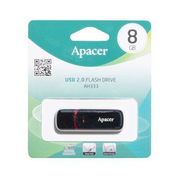 Купить USB FLASH DRIVE APACER AH333 8GB