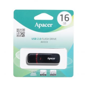 Купить USB FLASH DRIVE APACER AH333 16GB