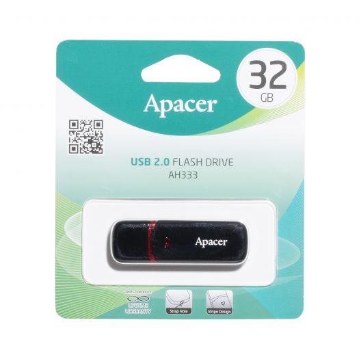 Купить USB FLASH DRIVE APACER AH333 32GB