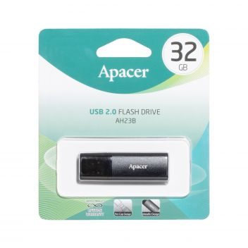Купить USB FLASH DRIVE APACER AH23B 32GB