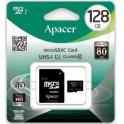 Купить КАРТА ПАМЯТИ APACER MICROSDXC 128GB 10 CLASS & ADAPTER_1