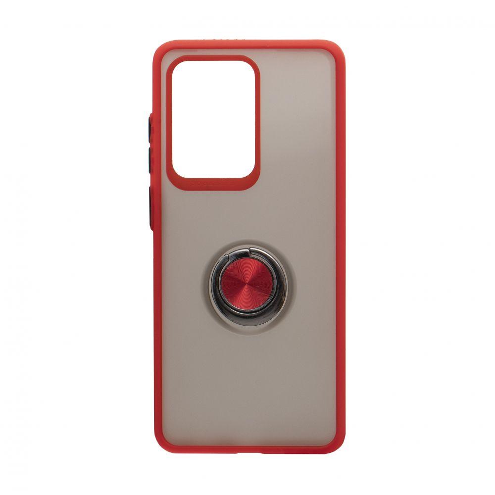 Купить ЧЕХОЛ TOTU COPY WITH RING FOR SAMSUNG S20 ULTRA 2020_1