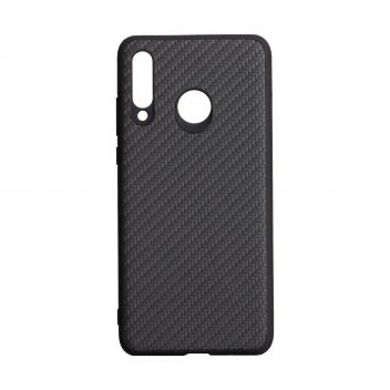 Купить ЧЕХОЛ CARBON FOR HUAWEI P30 LITE
