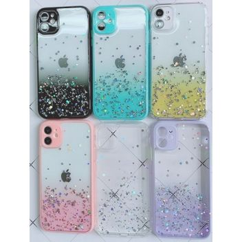 Купить ЧЕХОЛ FRAME WITH SEQUINS FOR IPHONE XS MAX