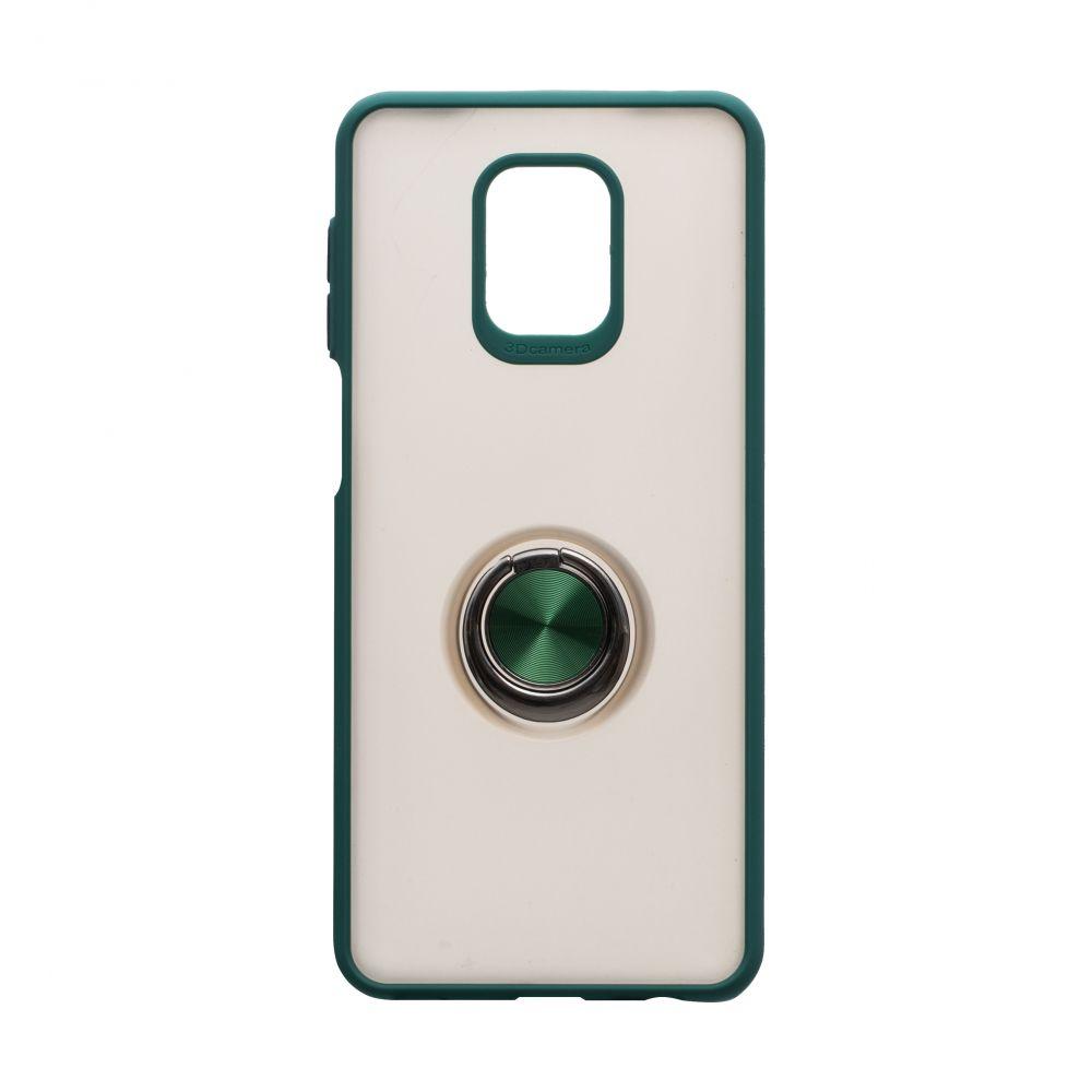 Купить ЧЕХОЛ TOTU COPY WITH RING FOR XIAOMI REDMI NOTE 9S/PRO/MAX_3