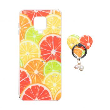 Купить ЧЕХОЛ TPU PRINT WITH RING FOR XIAOMI REDMI NOTE 9S/PRO/MAX