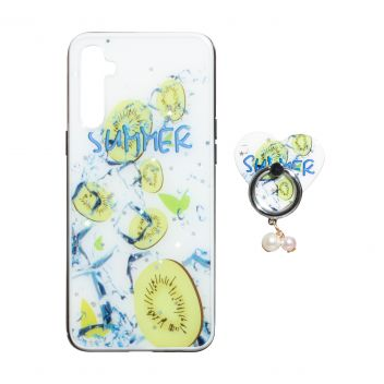 Купить ЧЕХОЛ TPU PRINT WITH RING FOR REALME 5 / 6I