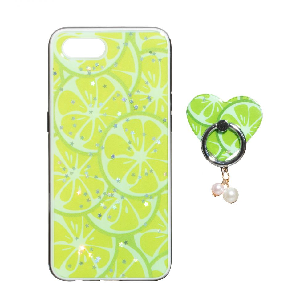 Купить ЧЕХОЛ TPU PRINT WITH RING FOR APPLE IPHONE 8G_11