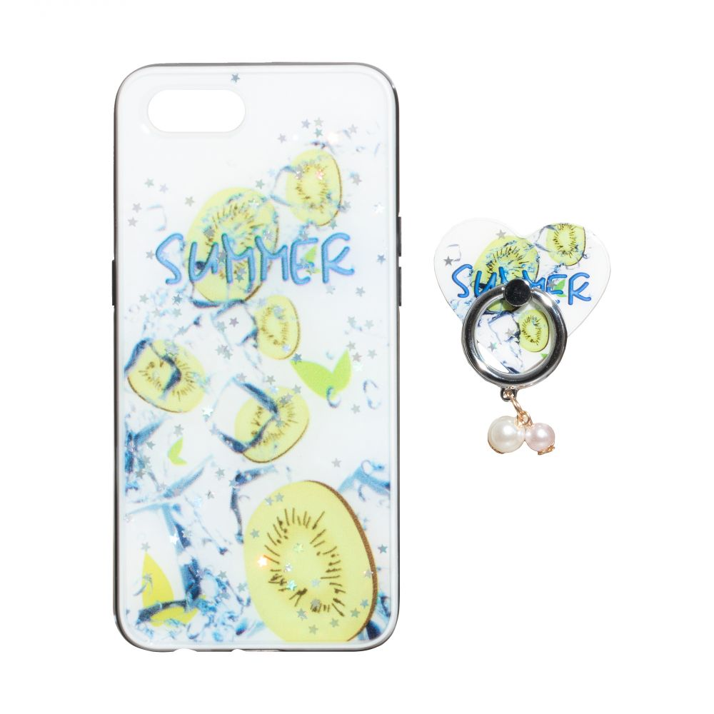 Купить ЧЕХОЛ TPU PRINT WITH RING FOR APPLE IPHONE 8G_12