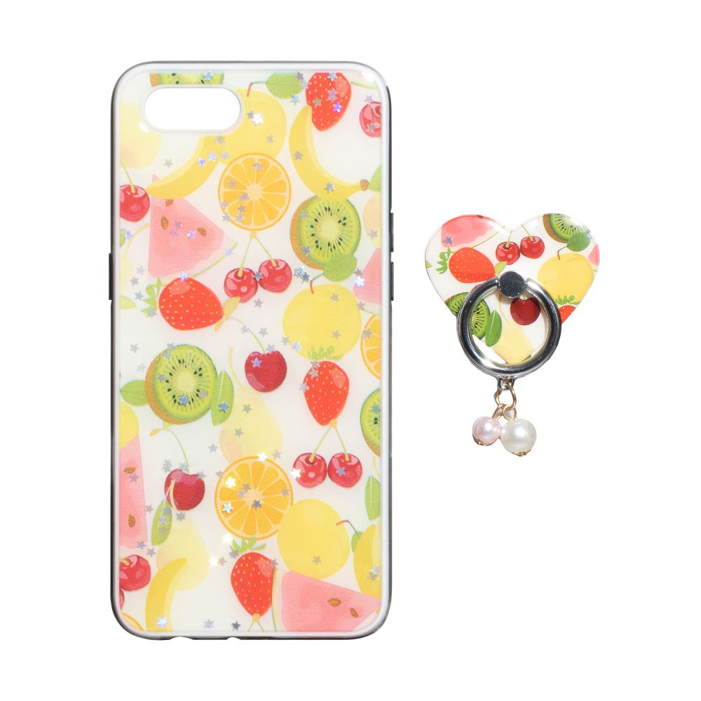 Купить ЧЕХОЛ TPU PRINT WITH RING FOR APPLE IPHONE 8G_14