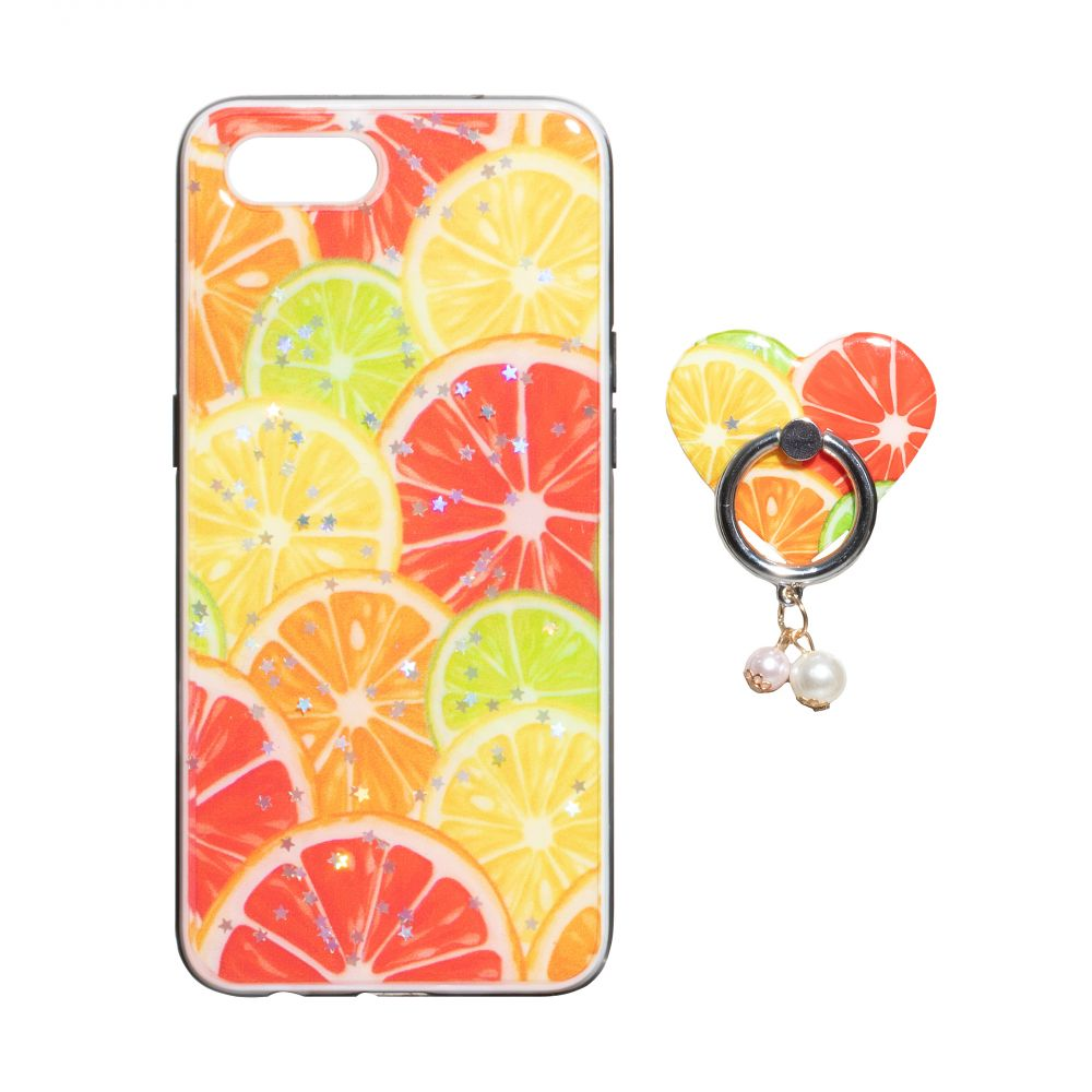 Купить ЧЕХОЛ TPU PRINT WITH RING FOR APPLE IPHONE 8G_10