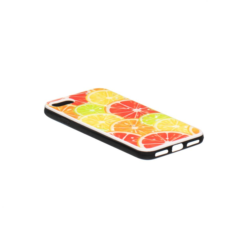 Купить ЧЕХОЛ TPU PRINT WITH RING FOR APPLE IPHONE 8G_15